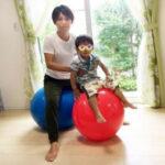 中村亜美さん お子さん連れの教室,シニアクラス