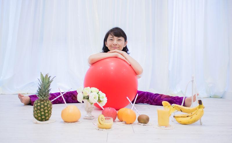 美動食コンダクター バラボーピラティスインストラクター 岡本 薫